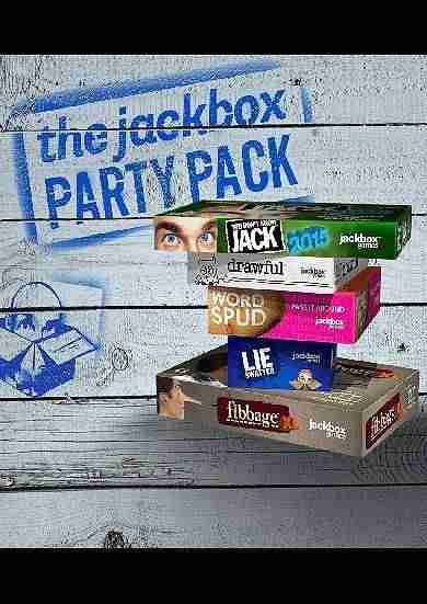 Descargar The Jackbox Party Pack [ENG][MONEY] por Torrent